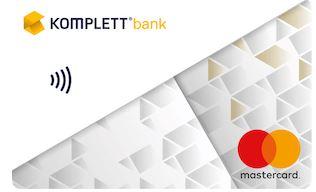Kreditkort Komplett Bank