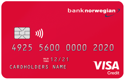 Kreditkort Bank Norwegian